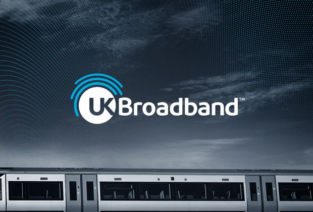 UK Broadband - Brand Refresh - Train