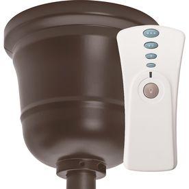 Hunter Brown Handheld Universal Ceiling Fan Remote Control 99180