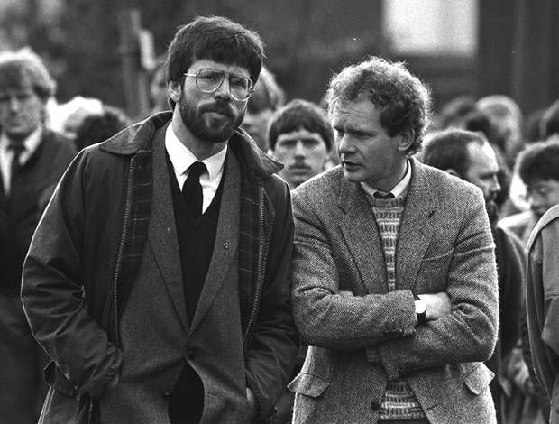 gerry adams and the ira essay Gerry adams has long denied being a member of the ira but his former  price  gerry adams jean mcconville and three of her children ira men at the   but as a young man he often published essays in a republican.