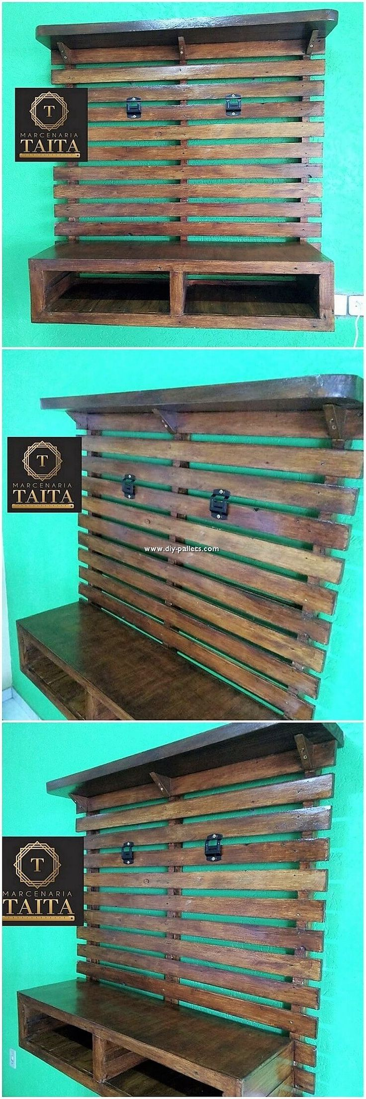 Latest DIY Wooden Pallet Ideas You Should Try