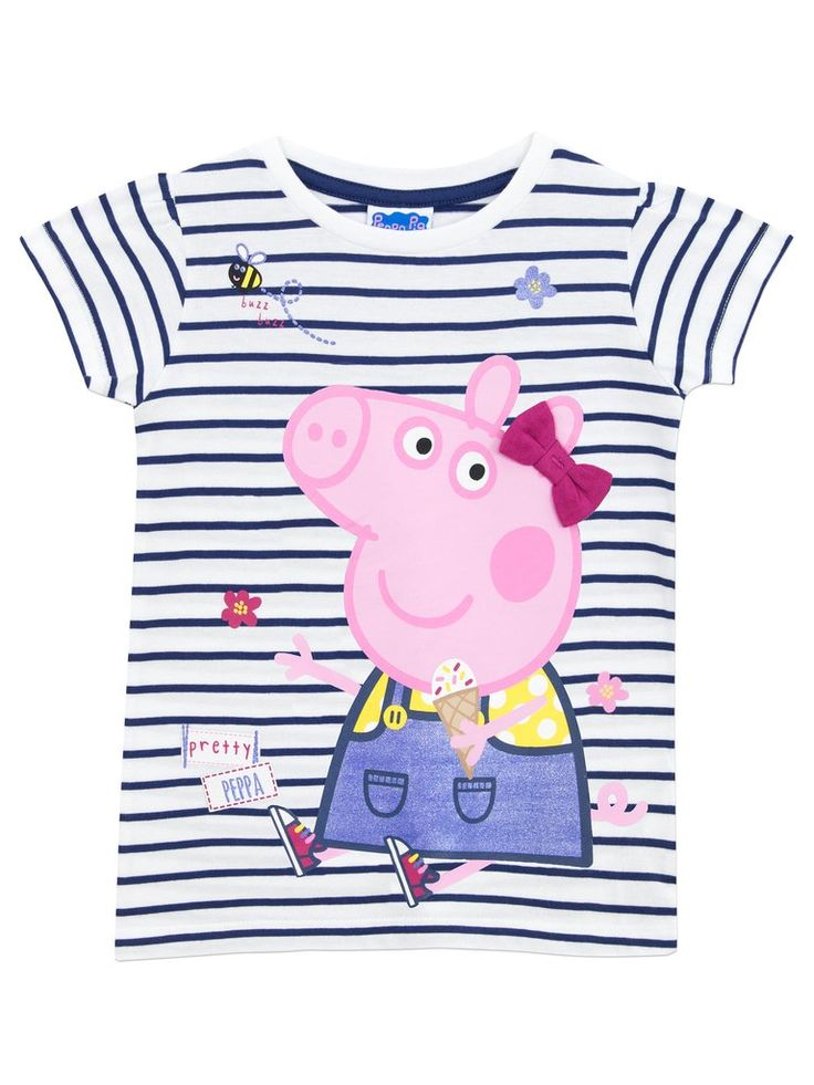 Girls Peppa Pig T-Shirt