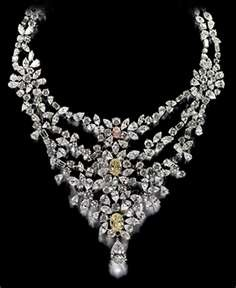 Marie Antoinette diamond necklace, anything from this time in history mesmerizes me, especially the gems!