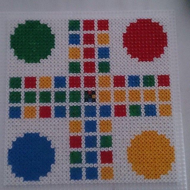 Ludo hama beads by gablakkaa