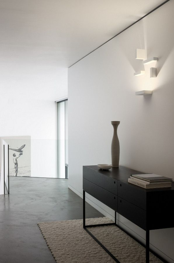 Wall light SET by Vibia | #design Josep Lluís Xuclà @vibialight
