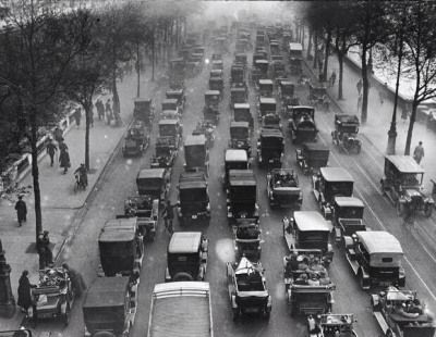 Embankment, 1926