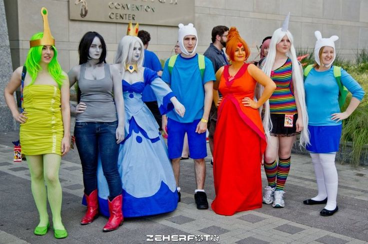 Adventure Time characters by penguinluv4ever-d51pcpw.jpg