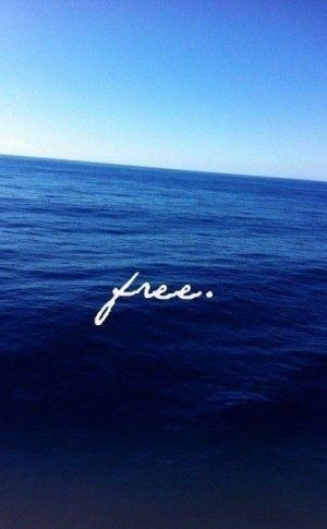 Be free.                                                                                                                                                      More