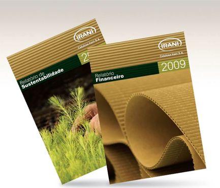 Relatório de Sustentabilidade - Celulose Irani