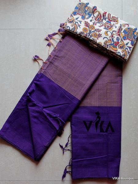 Mangalgiri cotton saree