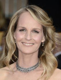 Helen Hunt is 50 today. I love her! Is there anyone who doesn't love her? Well, maybe Hank Azeria; they divorced in 2000 after a year of marriage. When she was 11, she was the detective's daughter in Amy Prentiss (NBC). She is best known as Jamie Buchman in Mad About You (NBC, 1992-1999). She was Jack Nicholson's girlfriend in As Good As It Gets (1997, appropriately titled!). She was the sex surrogate in The Sessions (2012). Helen Hunt is her real name. In every part, she is real.