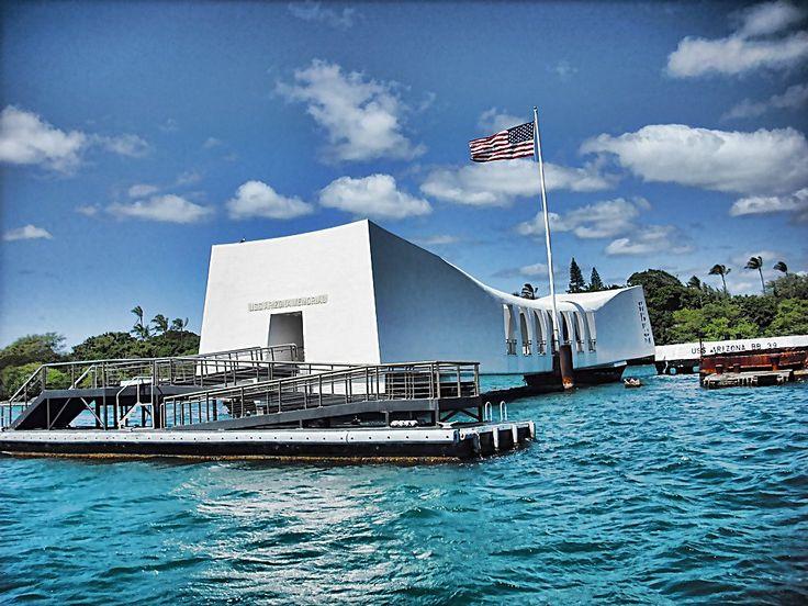 Hawaii Wish List #1- visit the Pearl Harbor Memorial