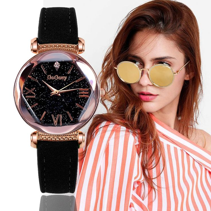 Gogoey Women's Watches 2018 Luxury Ladies Watch Starry Sky Watches For Women Fashion Montre Femme Diamond Reloj Mujer 2018 Saat