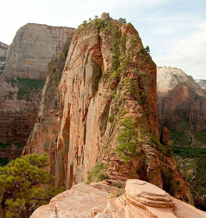 The Adventure Journal list: 11 Best American Day Hikes. Angel's Landing is definitely on my list!