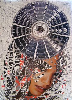Výsledek obrázku pro Emilia Elfe - Handmade Collage