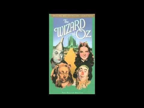 The Wizard Of Oz | Soundtrack Suite (Herbert Stothart, Harold Arlen & E.Y. Yipp Harburg) - YouTube