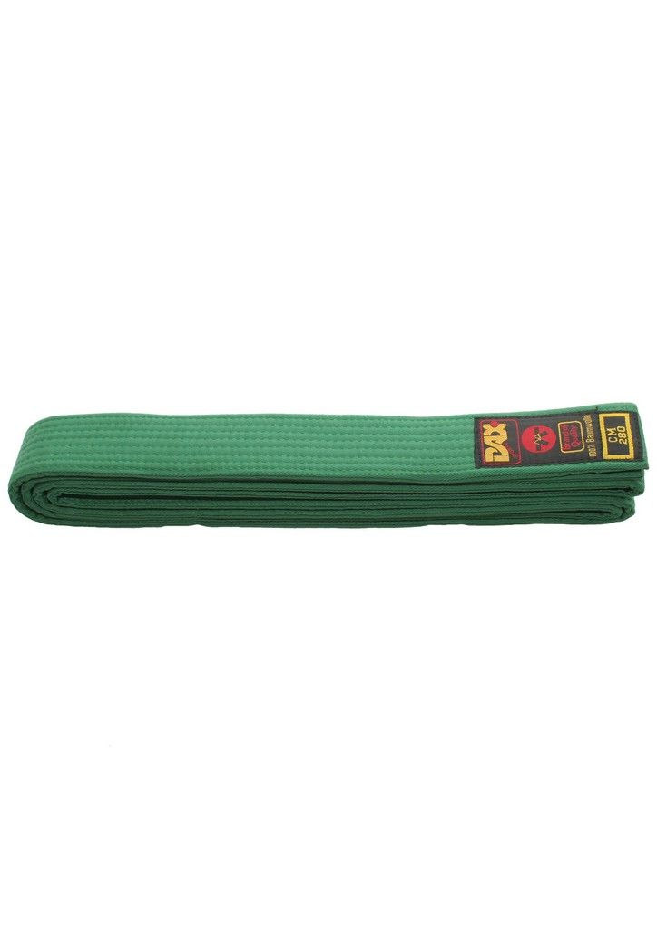 Pasy-OBI DAX Kolorowe  Profesjonalne pasy do tradycyjnych sztuk walki tj: Karate, Judo czy Taekwondo. Solidne wykonanie.