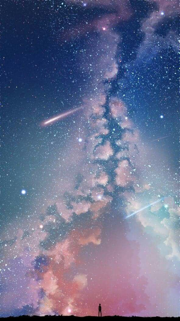 Every day we walk through a galaxy of emotions.