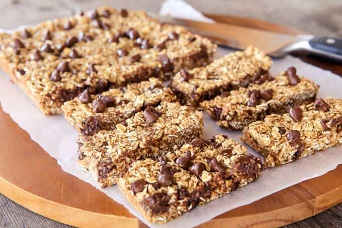 These choc chip oat bars are a great snack for lunchboxes and afterschool. I use the Enjoy Life Foods choc chips because they are dairy free, but more importantly they are made in a dedicated nut and gluten-free facility – which is an awesome choice for people who have coeliacs or anaphalaxis. You could easily adjust the...Read More »