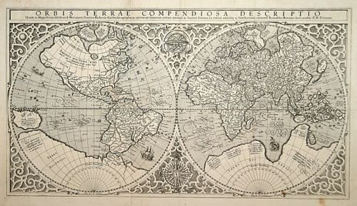 vintage maps are my favorite