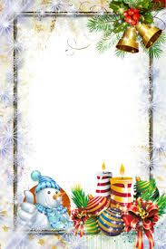 transparent holiday frames - Google Search