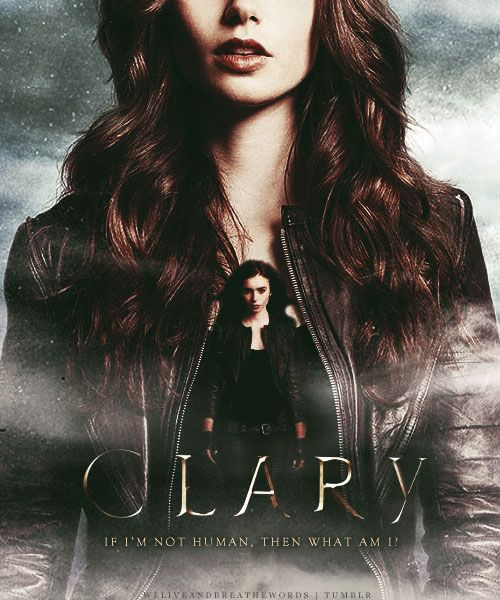 The Mortal Instruments, City of Bones, Clary
