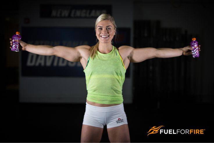 Fuel For Fire: Katrin Davidsdottir | Katrin Davidsdottir ...