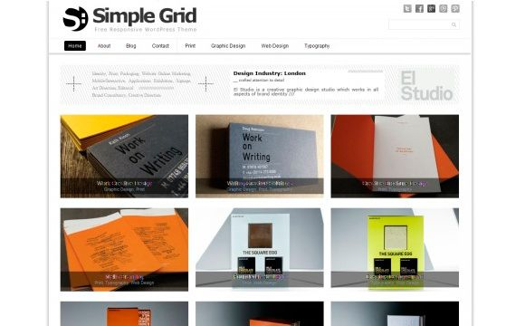 (wordpress)  70 of the Best Free and Premium WordPress Themes from May 2012