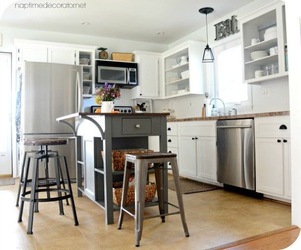 12 best images about kitchen designs on pinterest for New kitchen on a tight budget