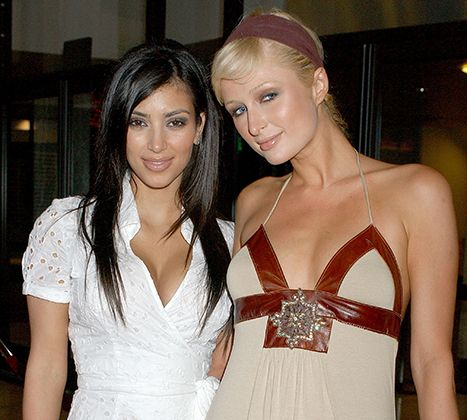 Kim Kardashian and Paris Hilton reunited in Ibiza over the weekend, remember when these two were inseparable? Check out this throwback! http://www.usmagazine.com/celebrity-news/news/kim-kardashian-reunites-paris-hilton-laughing-picture-201438