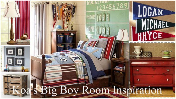 Little Baby Branco: Koa's Big Boy Bedroom Inspiration