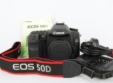 AU$299 for ex Government EOS50D