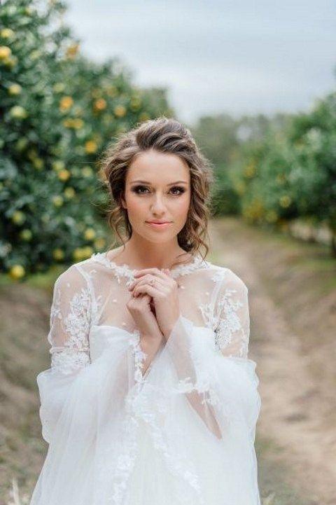 23 Fresh Spring Wedding Makeup Looks That Inspire