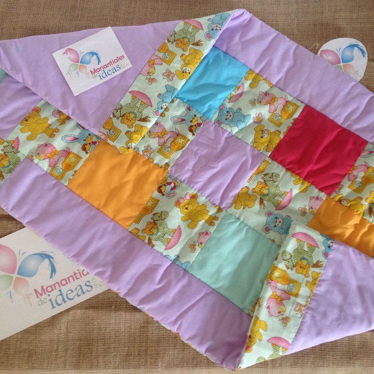 Colcha de retazos / Patchwork quilt
