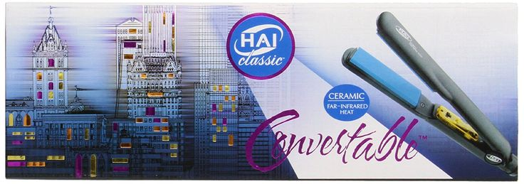 HAI Classic 1265 Convertible Flat Iron, 1 1/4 ' ** You can get more details by clicking on the image.