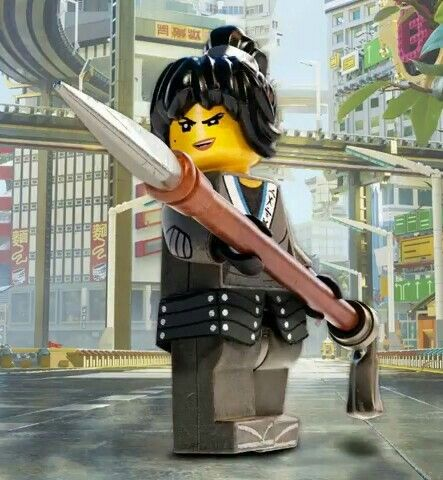 Nya The Lego Ninjago Movie