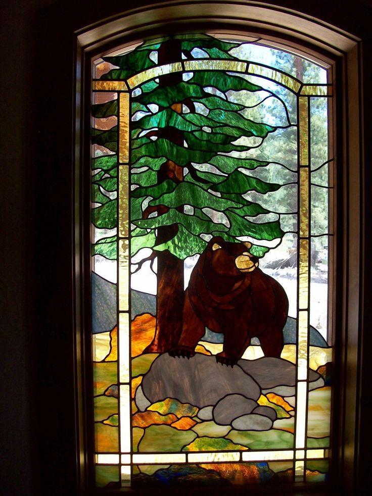 11 best images about stained glass on pinterest cats for Art glass windows