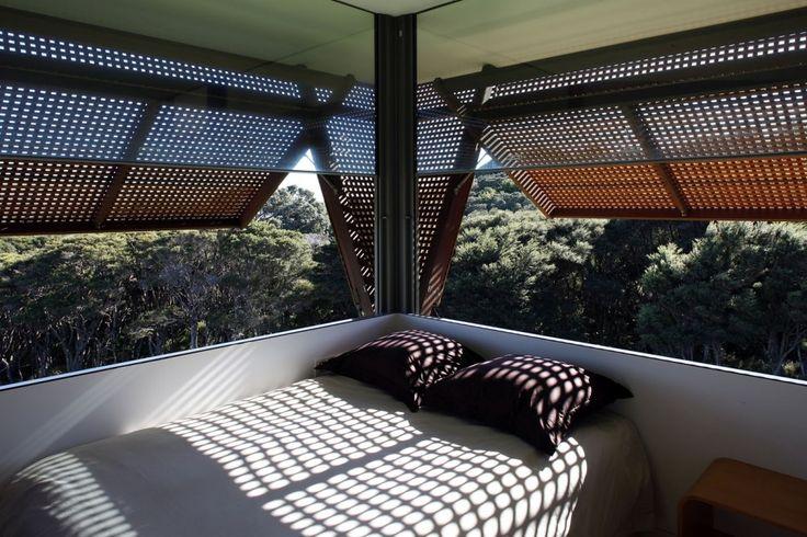 perfect nap spot: Siesta ... Waiheke Island House / Mitchell and Stout Architects