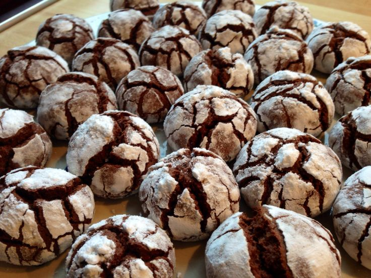 Wonderful crinkles for a first trial