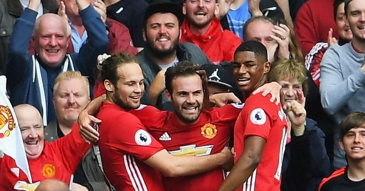 Manchester United team vs Zorya includes Paul Pogba but no Wayne Rooney