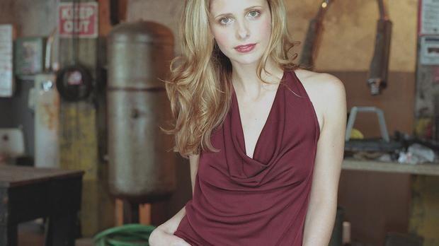 Buffy - Im Bann der Dämonen mit Sarah Michelle Gellar..like it Blessed Be http://about.me/brighid http://community.sixx.de/profil/witch_coven