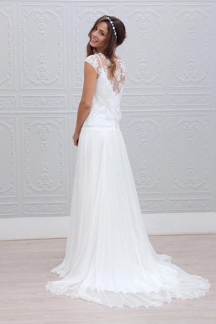 wedding dress robes de mariee  marie laporte