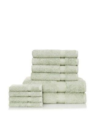 65% OFF Chortex Rhapsody Royale 10-Piece Bath Towel Set, Meadow