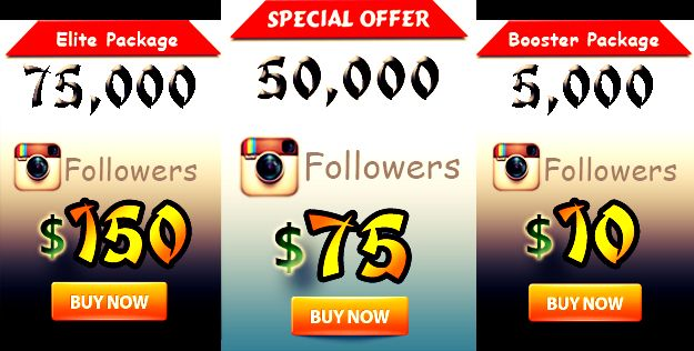 Buy Instagram Followers and Likes $5 per 1000 Followers : https://www.youtubebulkviews.com/buy-instagram-followers.html