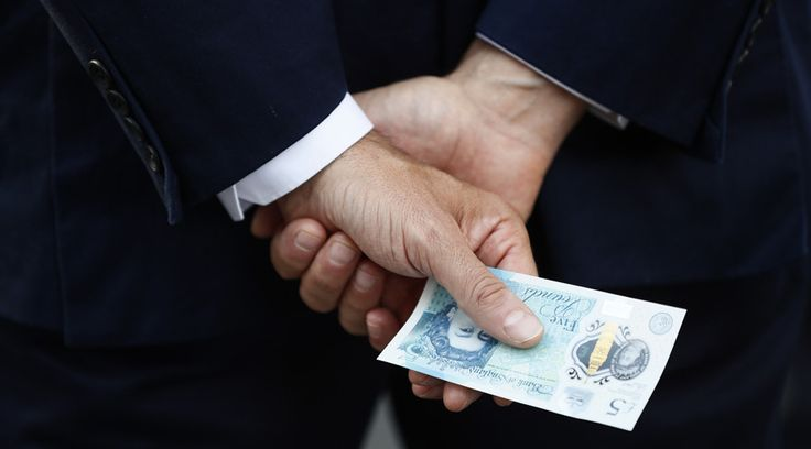 """Anti-corruption campaigners have accused the British government of falling short on its longstanding commitment to fight corruption, voicing concerns over the government's """"rejection of the need to stop the UK tax havens selling secrecy."""" The government has argued that """"almost all"""" of the relevant Overseas Territories and Crown Dependencies are supporting its initiative for the """"development of a new global standard on automatic exchange of beneficial ownership information between countries."""