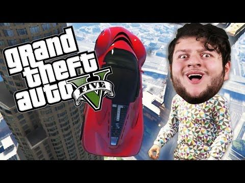 GTA 5 PC Online Funny Moments - RITA'S SKYWARS! | MAX WTF IS THIS!? (Custom Games) - YouTube