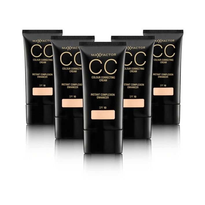 Max Factor CC Color Correcting Cream. Αποκτήστε τη στην απόχρωση που σας ταιριάζει με έκπτωση, από 23,70€ μόνο με 10,00€! #aromania #MaxFactor #CCcream