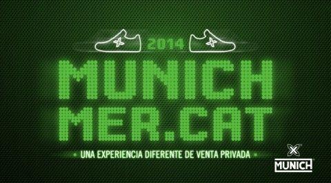LIQUIDACIÓ PRIVADA de @munichsports a Igualada -60%, -70%, -80% !!! Apunta´t seguint l´enllaç ... ARA!
