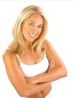 Denise Austin. Still love her workouts.