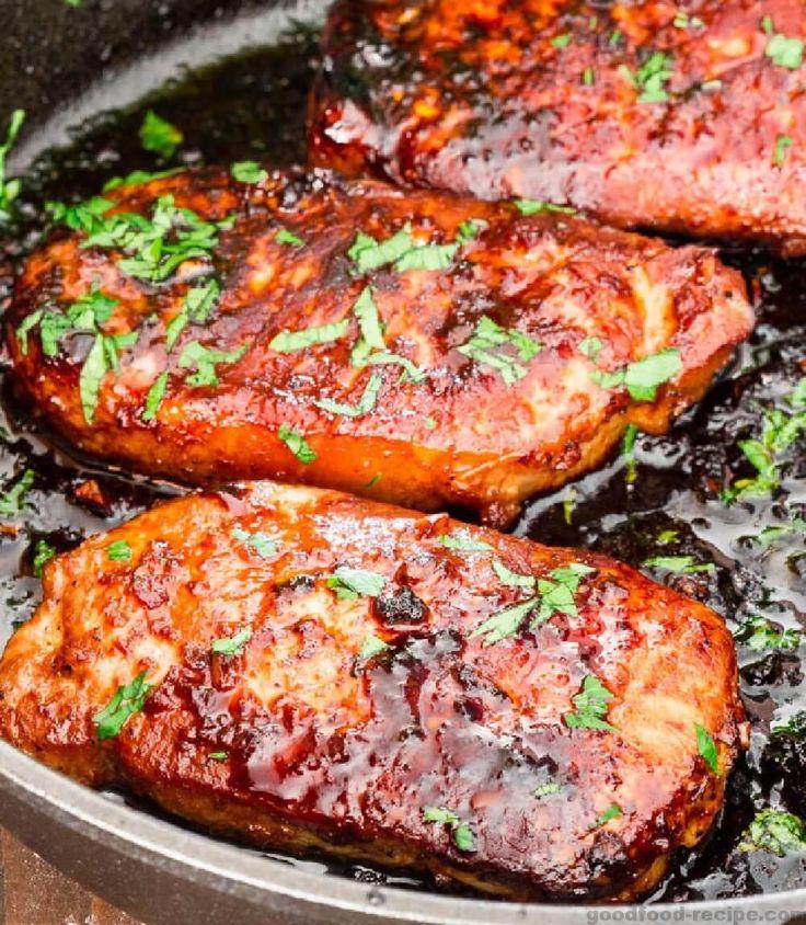 Cotlet de porc in stil korean