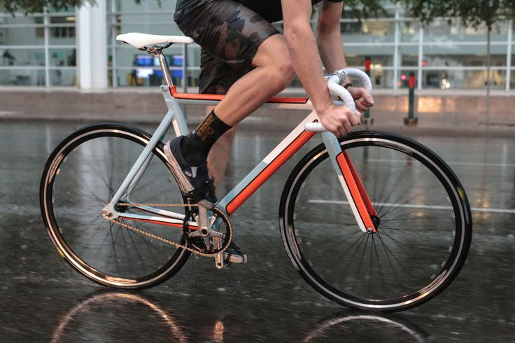 Undefeated: Le Mans Edition Bicycle : Fixies & Fixed Gear Bikes | State Bicycle Co.